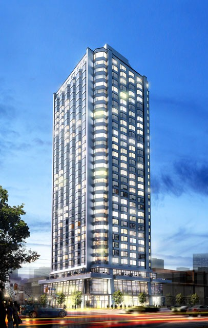 The New Residences of Yorkville Plaza - 155 Yorkville Ave